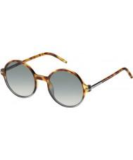 Marc Jacobs Mens marc 48-s TMV vk flekket havana skraverte grå solbriller