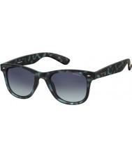 Polaroid Pld6009-nm sed wj Havana grønne polariserte solbriller