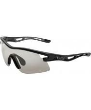 Bolle 11858 vortex sorte solbriller