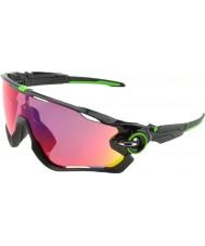 Oakley Oo9290-10 jawbreaker polert svart - Cavendish Prizm road solbriller