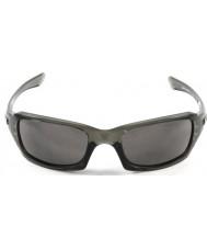 Oakley Oo9238-05 femmere squared grå røyk - varm grå solbriller