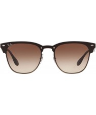 RayBan Blaze clubmaster rb3576n 41 041 13 solbriller