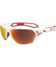 Cebe Cbstl11 s-spor hvite solbriller
