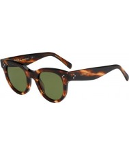 Celine Ladies cl 41053-s 9rh 1e skilpaddeskjell, solbriller