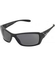 Cebe Motion skinnende sorte polariserte solbriller