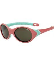 Cebe Kanga (alder 1-3) steg turkise solbriller
