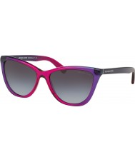 Michael Kors Mk2040 57 divya fiolett lilla gradient 322011 solbriller