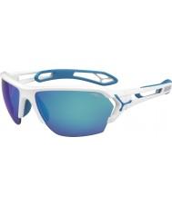 Cebe Cbstl12 s-spor hvite solbriller