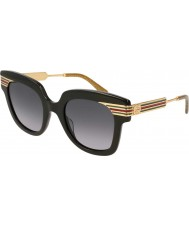 Gucci Ladies gg0281s 001 50 solbriller