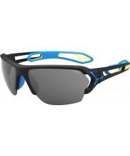 Cebe Cbstl13 s-spor sorte solbriller