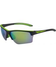 Bolle 12210 flash svarte solbriller