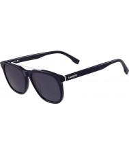 Lacoste Mens l822s blå solbriller