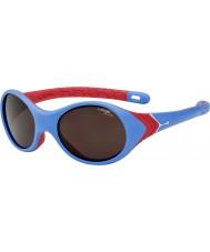 Cebe Kanga (alder 1-3) blå rosa solbriller