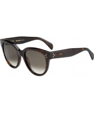 Celine Ladies cl41755 086 z3 55 solbriller