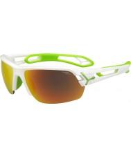 Cebe Cbstm11 s-spor hvite solbriller