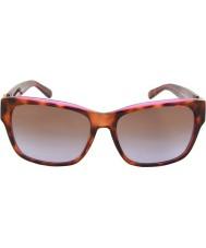 Michael Kors Mk6003 58 salzburg skilpadde rosa lilla 300368 solbriller