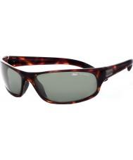 Bolle Anaconda mørk skilpaddeskall polarisert akse solbriller