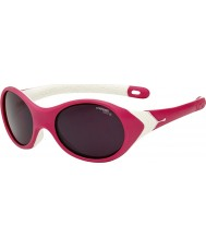 Cebe Kanga (alder 1-3) bringebær solbriller