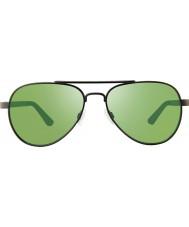 Revo Rbv1000 bono signatur zifi Gunmetal - grønne polariserte solbriller