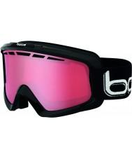 Bolle 21333 Nova ii skinnende svart - polarisert vermillon skibriller