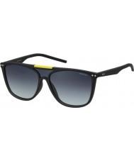 Polaroid Pld6024-s DL5 wj matt svart polarisert solbriller