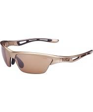 Bolle Tempest skinnende sandstein modulator v3 golf solbriller