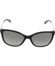 Emporio Armani Ea4025 55 moderne sort 501711 solbriller