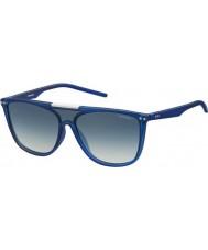 Polaroid Pld6024-s TJC Z7 blå polariserte solbriller