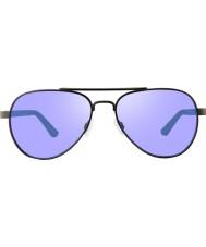 Revo Rbv1000 bono signatur zifi Gunmetal - lavendel polariserte solbriller