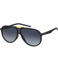 Polaroid Pld6025-s DL5 wj matt svart polarisert solbriller