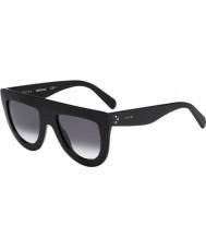 Celine Ladies cl 41398-s 807 w2 sorte solbriller