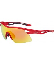 Bolle Vortex rød TNS brann solbriller