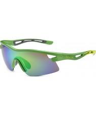 Bolle Limited edition vortex Orica grønn brun smaragd solbriller
