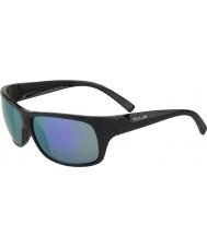 Bolle Viper matt svart blå-fiolett solbriller