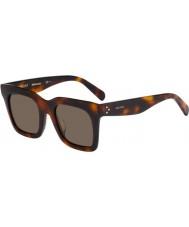 Celine Ladies cl 41411-fs 05l x7 Havana solbriller