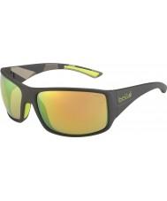 Bolle 12132 tigersnake sorte solbriller