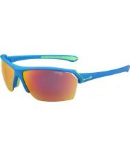 Cebe Ville blå 1500 grå flerlags solbriller med gule og klare erstatning linser