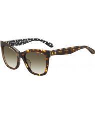Kate Spade New York Ladies Emmylou-s S3P cc Havana solbriller