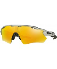 Oakley sti sølv Oo9208-02 radar ev - Brann iridium solbriller