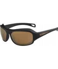 Bolle 12250 whitecap sorte solbriller