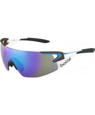 Bolle Femte element profflag AG2R la Mondiale blå-fiolett solbriller