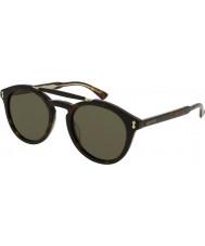 Gucci Herre gg0124s 002 solbriller