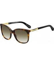 Kate Spade New York Ladies Julieanna-Koreas crx cc mørke Havana gull solbriller