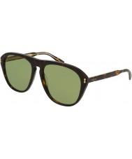 Gucci Herre gg0128s 001 solbriller