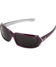Cebe Lipstick (9 år pluss) krystallfiolett 2000 grå solbriller