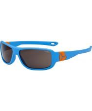 Cebe Scrat (alder 7-10) matt blå oransje solbriller