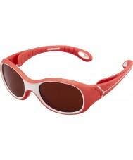 Cebe S-Kimo (alder 1-3) røde 2000 melanine solbriller