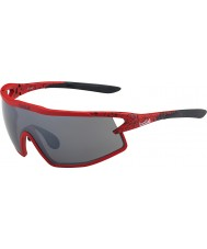 Bolle B-rock matt rød og svart TNS pistol solbriller