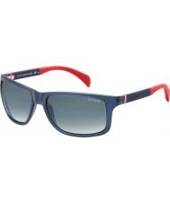 Tommy Hilfiger Th 1257-s 4nk JJ blå røde solbriller