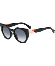 Fendi Fasetter ff 0151-s 807 JJ sorte solbriller